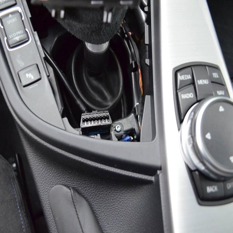 Audi A3 8p Diagnosestecker
