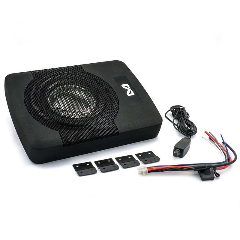 ampire powered subwoofer 20cm 8 39 39 active8 sl powered subwoofers amplifiers. Black Bedroom Furniture Sets. Home Design Ideas