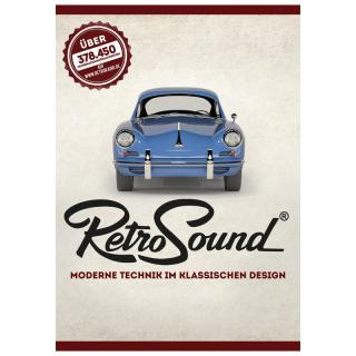 RETROSOUND Catalog 2019 (20er Pack), German